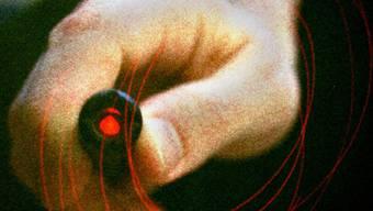 Laserpointer können sehr gefährlich sein. (Symbolbild)