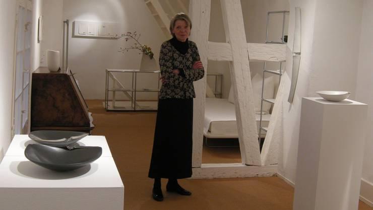 Dieses Jahr wird wohl die letzte Atelier-Ausstellung von Keramikerin Elisabeth Pott-Bischofberger zu besuchen sein.