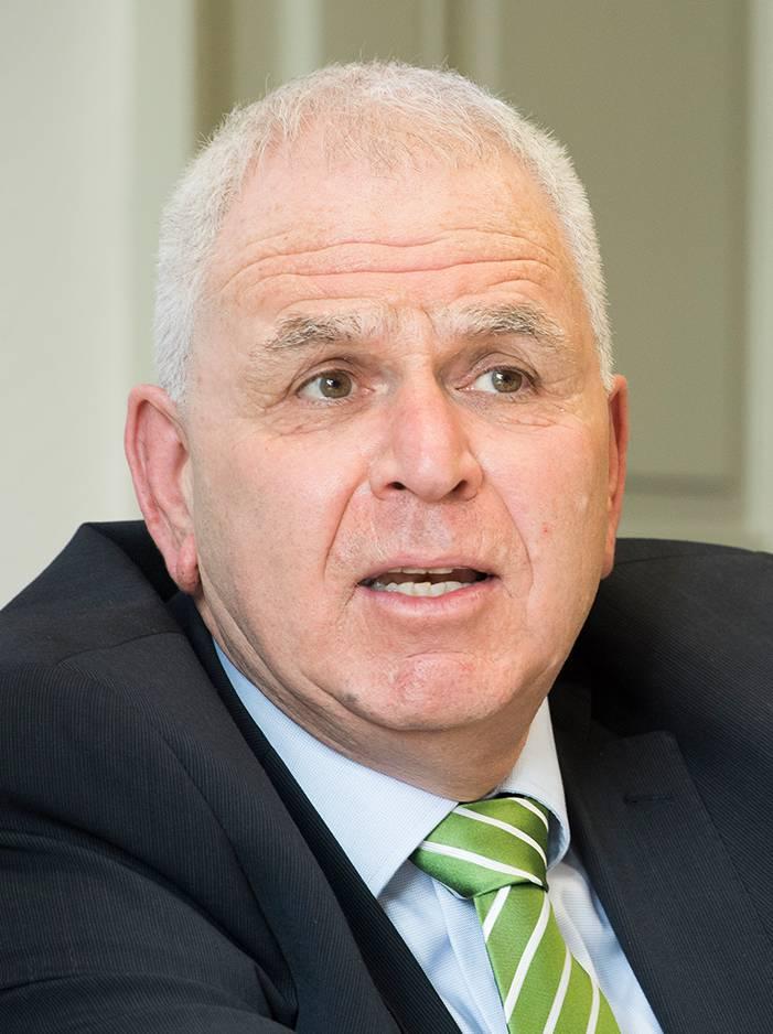 Felix Wolffers, Leiter Sozialamt der Stadt Bern und Co-Präsident Skos