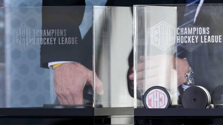 In Helsinki wurden die K.o.-Runden in der Champions Hockey League ausgelost