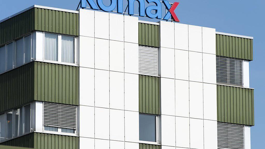 Komax verkauft ihre Medtech-Sparte nach Italien (Archiv)