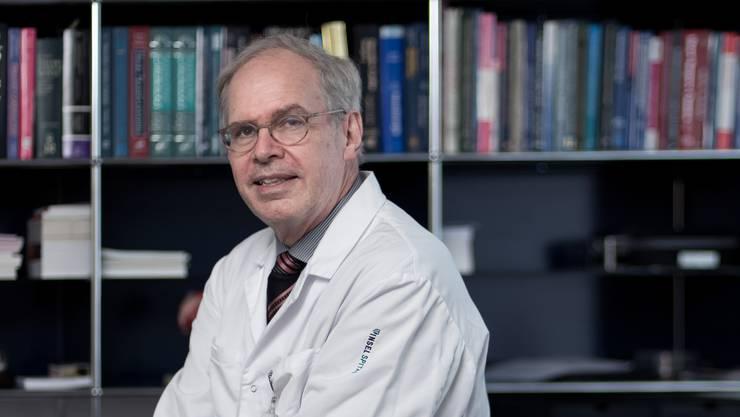 Herzchirurg Thierry Carrel.