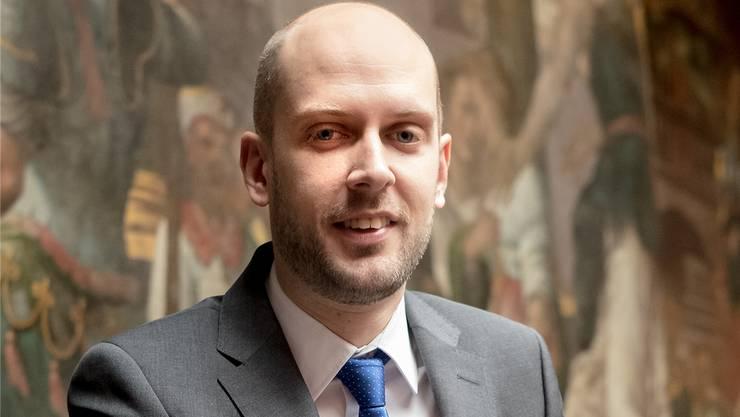 SVP-Grossrat Joël Thüring will einen neuen Namen für das Erziehungsdepartement. Zu teuer finden die Rat-Kollegen.