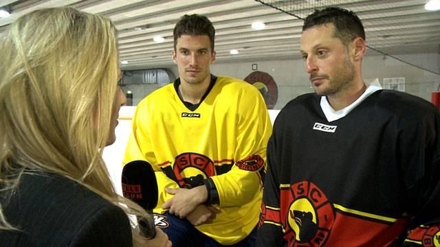 Das Duell der NHL-Stars