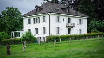 3,94 Millionen Franken kostet die Villa am Landhausweg. Sie ist das teuerste zum Verkauf stehende Haus der Stadt.