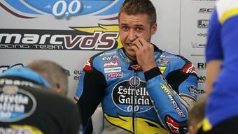 Tom Lüthi muss sich im letzten Viertel seiner Karriere entwickeln, um zumindest in der Moto2 wieder zur Spitze zu gehören