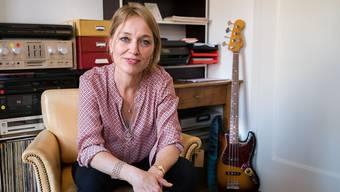 Salome Buser (50): Den Bass hat sie seit Januar nicht mehr in die Hände genommen.