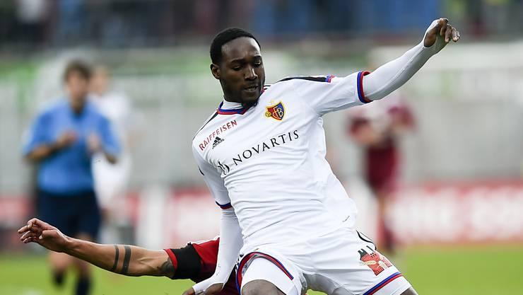 Der Ex-Basler Giovanni Sio verschiesst in der Nachspielzeit einen Foulpenalty von Rennes
