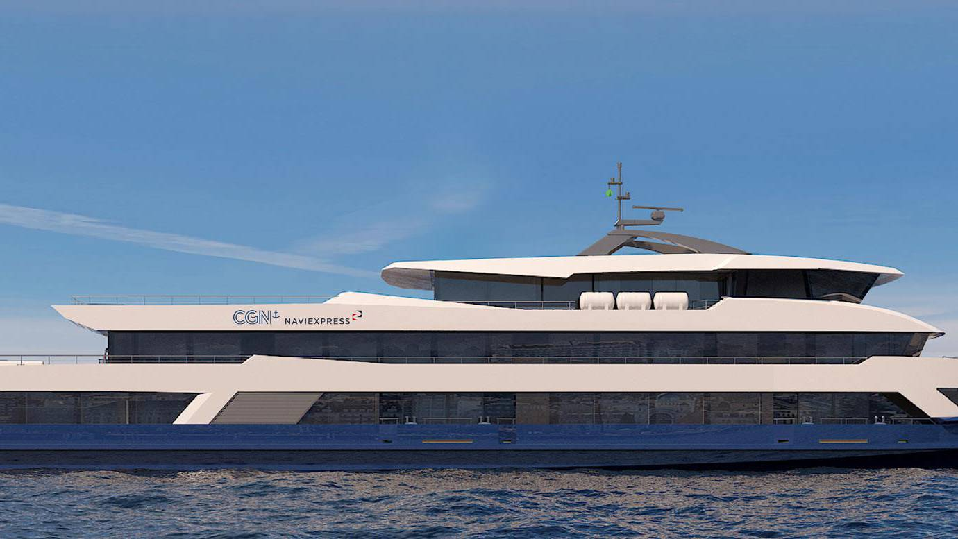 Shiptec baut zwei Fähren für den Genfersee