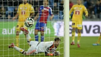 FC Basel gewinnt 1:0 gegen den FC Luzern