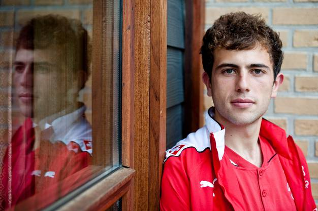 Der Siegestorschütze aus dem Halbfinal, Admir Mehmedi, war ein gefragter Mann. Di Domenico/freshfocus