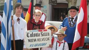 Schweizstämmige Bewohner von Nueva Helvecia