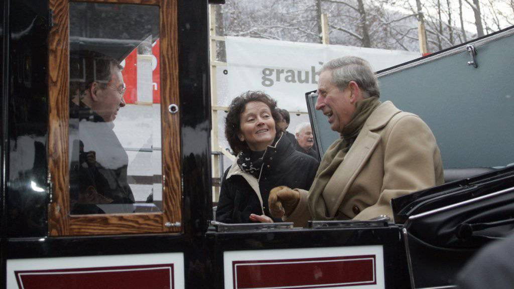 Klosters-Umfahrung 14 Jahre nach Prinz Charles ein Sanierungsfall