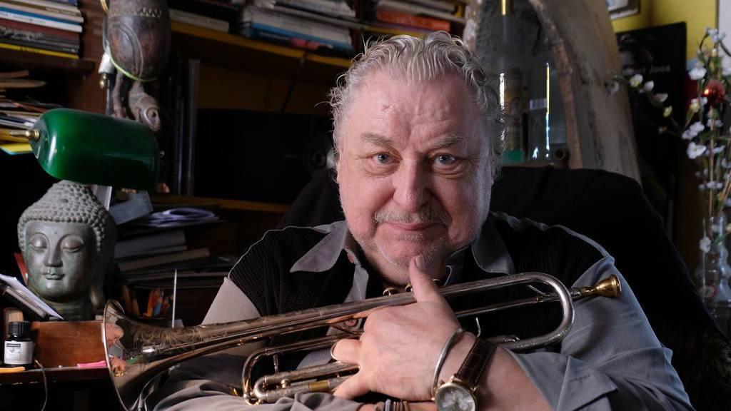 Jazztrompeter Herbert Joos gestorben