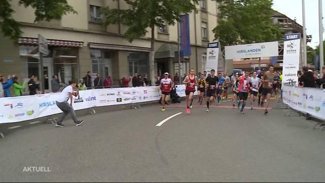 Promis beweisen sich am 2. Aargau Marathon