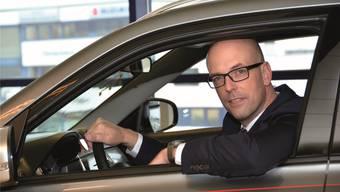 Suzuki-Schweiz-Chef Stefan Gass: «Vollhybride und Elektrofahrzeuge folgen.»ZVG