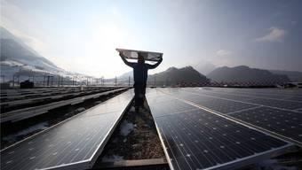 Die Energiestrategie 2050 setzt auf erneuerbare Energie – auch das Potenzial der Sonne soll besser ausgeschöpft werden.
