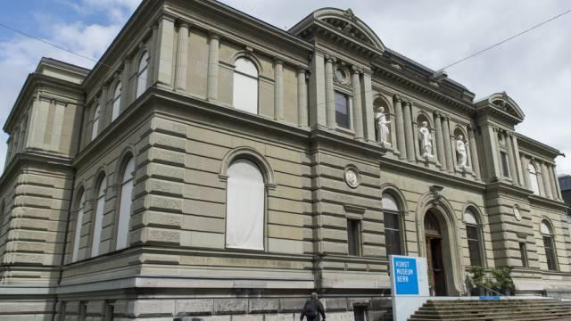 Das Kunstmuseum in Bern soll die Sammlung erben