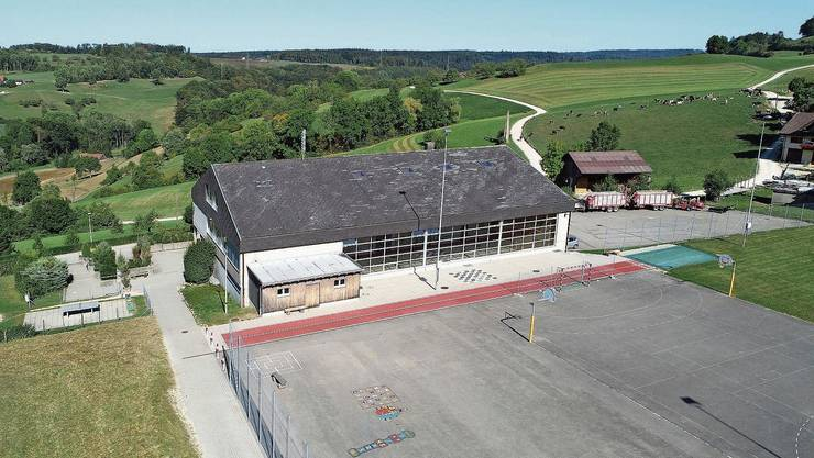 Die Gemeindeversammlung genehmigte die Sanierungspläne der Schulanlage und Mehrzweckhalle Bühl.