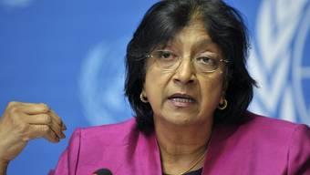 Sie verlangt mehr Mitsprache für Frauen auf allen Ebenen: Navi Pillay, Kommissarin für Menschenrechte bei der UNO (Archiv)