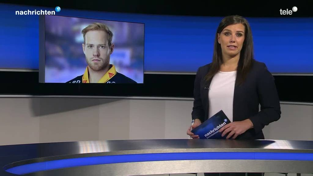 Oscar Lindberg verlässt EV Zug