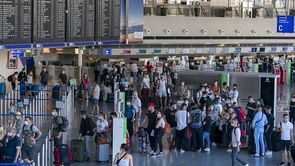 Corona-Krise wirft Frankfurter Flughafen auf Niveau von 1984 zurück