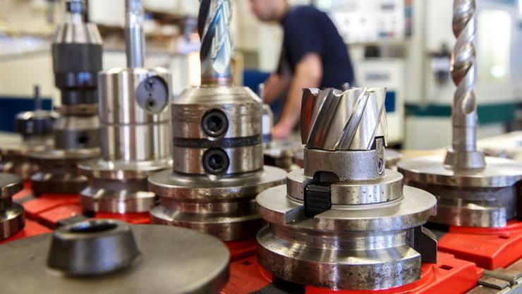 Die Solothurner Exportindustrie kann sich über einen starken Jahresbeginn freuen.