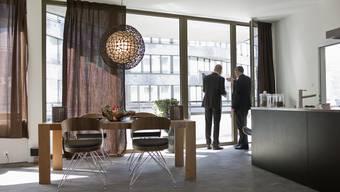 Neu und modern soll die Wohnung sein – das wünschen sich viele Fricktaler, wenn sie eine Bleibe suchen.  (Symbolbild)
