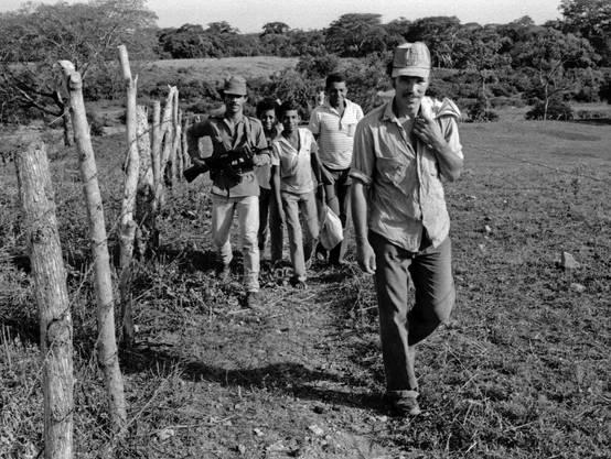 Demierre war nicht der einzige Schweizer Brigadist in Nicaragua