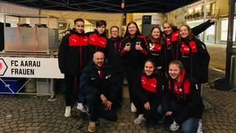 Raclette-Essen FC Aarau Frauen