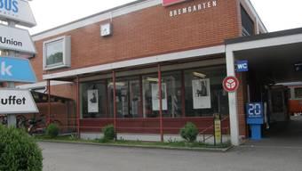 Pläne für die Bahnhofplatzüberbauung in Bremgarten sind wieder aktuell. (ba)