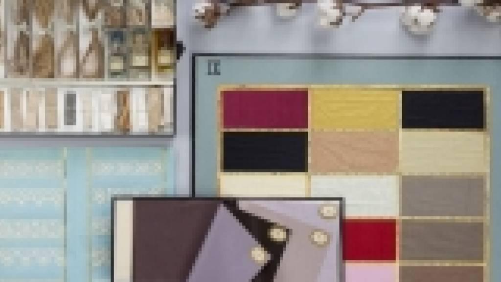 Vom Stoff zum Kleid - «Material Matters» im Textilmuseum St. Gallen