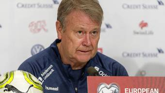 Dänemarks norwegischer Nationaltrainer Age Hareide