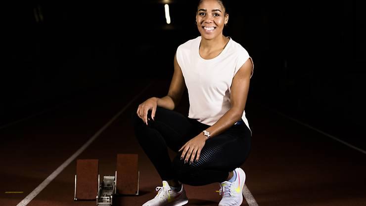 Die Schweizer Sportlerin des Jahres steht bereits in den Startlöchern für 2020