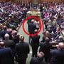 Mit seiner Aktion veränderte Lee die Mehrheitsverhältnisse im britischen Parlament – zum Leid von Johnson.