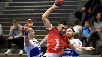Impressionen von der Partie TV Endingen gegen HC Kriens-Luzern (1. Februar 2020)