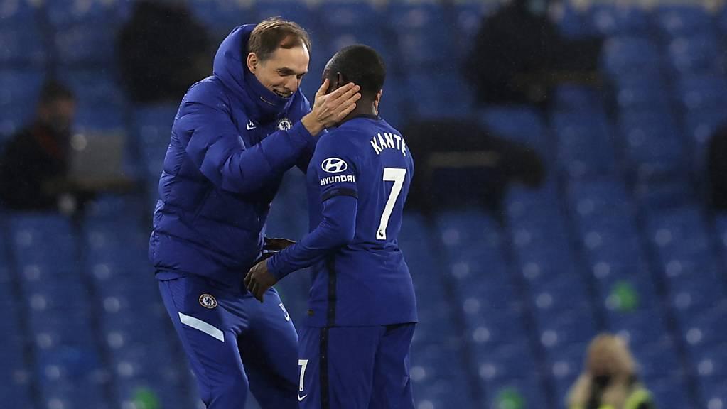 Seit der Ankunft von Trainer Thomas Tuchel geht es mit Chelsea wieder aufwärts