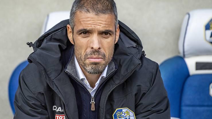 Fabio Celestini könnte den ersten Saisonsieg des FC Luzern gut gebrauchen
