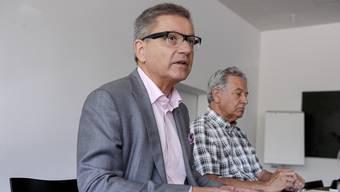 Asylaffäre in Reinach: Melchiot Buchs im Interview