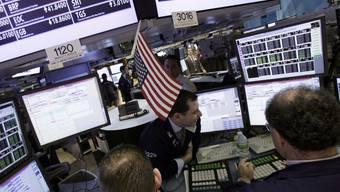 Blick in die NYSE (Archiv)