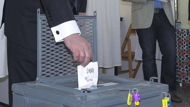 Die Behörden rechnen mit einer Wahlbeteiligung von rund 90 Prozent