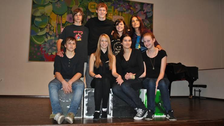 Die junge Theaterwerkstatt präsentiert ihr neues Stück «Liebe und andere Missverständnisse».
