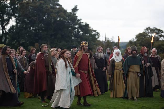Der zweistündige Spielfilm ist quasi das inoffizielle Sequel zu «Braveheart»: Hollywoodstar Chris Pine («Star Trek») muss als Robert the Bruce die zerstrittenen schottischen Clans gegen die übermächtigen englischen Truppen vereinen. Grosse Schlachten, grosse Emotionen. Ab 9. November.