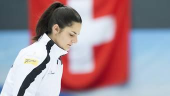 Skip Binia Feltscher zu viel Kopfarbeit gezwungen