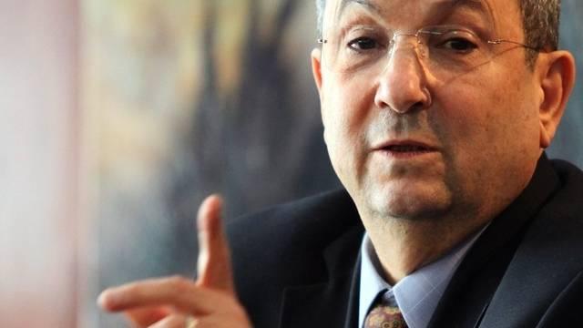 Israels Verteidigungsminister Ehud Barak hat einen neuen Generalstabschef (Archiv)