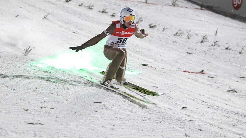 Kamil Stoch will von der Grossschanze wie vor vier Jahren WM-Gold gewinnen