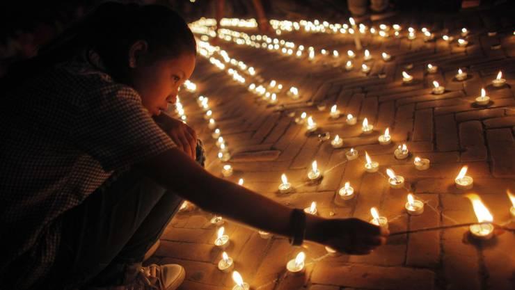 Nepal ein Jahr nach dem verheerenden Erdbeben. (8)