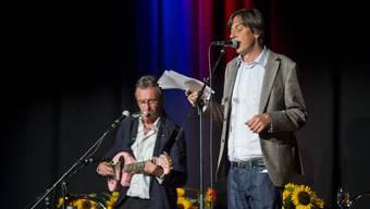 In Olten wurde der az Kulturpreis verliehen