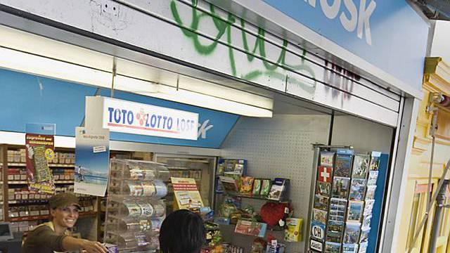 Kioskbetreiberin Valora streicht Jobs