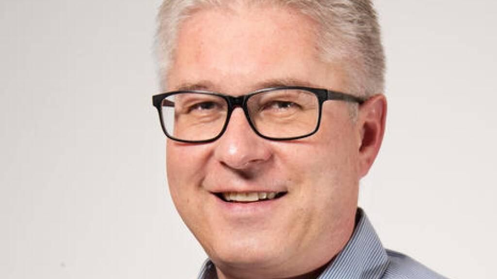 Der neu gewählte Gemeindepräsident von Ermensee: Andreas Müller.